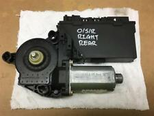 PORSCHE CAYENNE 955 O/S/R DRIVER SIDE REAR DOOR WINDOW MOTOR 7L0959704 7L0959794
