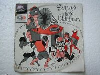 CHILDREN SONGS kabuliwala vachan BOLLYWOOD rare EP RECORD 45 vinyl INDIA 1965 EX