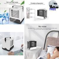 Portable USB Mini Cooler Fan Air Conditioner Personal Desktop Office mobile fan