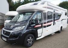 2017 Swift Kon-Tiki 635 Black Edition, 4,750 Miles  Fixed Bed Garage Rev Camera,