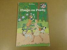 BOEK WALT DISNEY / PONGO EN PERDY