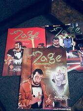 MAGE-The Hero Discovered Volumes 1, 2 & 3-Matt Wagner books