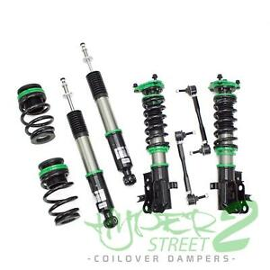 for ACURA ILX (DE) 16-21 Coilovers Lowering Kit Hyper-Street II by Rev9