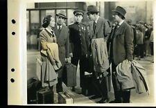 "Merle Oberon Robert Ryan Berlin Express Original 8x10"" Key Book Photo #J8416"