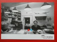POSTCARD ANONYMOUS PEOPLE BBC RADIO WALES - IN THE KITCHEN