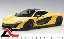 AUTOART 76021 1:18 McLAREN P1 (VOLCANO YELLOW) SUPERCAR
