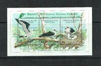 Cocos (Keeling) Is: 1990 Birdpex, National Philatelic Exhibition, M/S