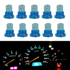 T3 Neo Wedge Bulbs Dashboard Instrument Cluster Panel Lamp Signal Light Blue x10