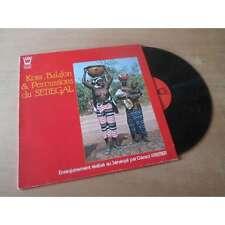 GÉRARD KRÉMER - kora, balafon & percussions du sénégal - ARION Lp 1982