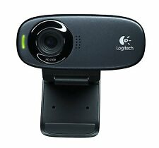 Logitech HD Webcam C310 5 MP In-Built Mic USB Web Cam 2 Years Warranty