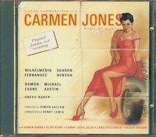 Bizet'S Carmen Jones - Original Cast Recording (Oscar Hammerstein Ii) Cd Ex