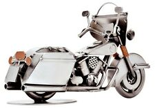 Hinz&Kunst Motorrad Roadstar,Standmodell,MetalArt-Design aus Stahl,handgemacht