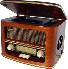 Radio Old Style Vintage MW FM CD MP3 HRA-1500MP