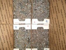 23 Pounds of Screws for Machinery Electronics -Assorted- Mostly Flat Head