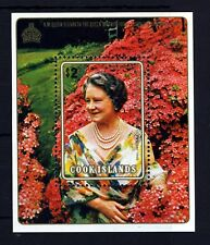 COOK ISLANDS QE II 1980 Queen Mother 80th Birthday Mini-Sheet SG MS702 MNH