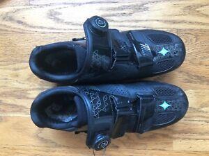 specialized women cascade xc carbon mtb shoes 39