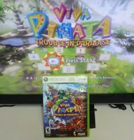 Viva Pinata Trouble in Paradise Xbox 360 Tested SAME DAY SHIPPING