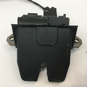 2012 - 2014 Ford Focus HATCHBACK Trunk Latch Lock C-Max OEM   CP9Z-5843150-A