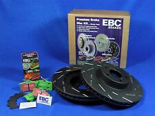 EBC S2KR1881 Stage 2 Sport Rear Disc Brake Pads Rotor Kit Fits 10-16 Nissan Juke