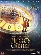 Dvd HUGO CABRET - (2011) ** Martin Scorsese **....NUOVO