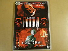 2-DISC DVD / MASTERS OF HORROR - VOL.I ( DON COSCARELLI, JOHN CARPENTER )