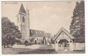An Early Inges Series Post Card of Blackmoor Church. Hampshire.