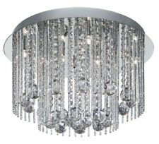 Halogen Electric/Corded 7-12 Ceiling Lights & Chandeliers