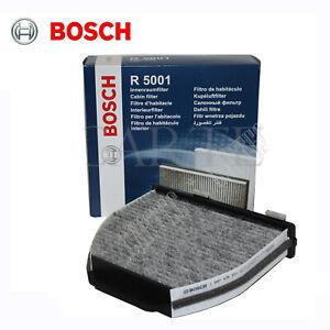 Aktivkohefilter Pollenfilter Innenraumfilter Mercedes E-Klasse C-Klasse BOSCH