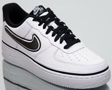 more photos 131d0 b3fd0 Nike Air Force 1  07 LV8 Sport NBA Spurs Men New Low White Black AJ7748