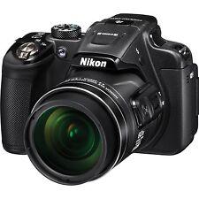 Nikon Coolpix P610 Digital Camera - Black 26488  *BRAND NEW*