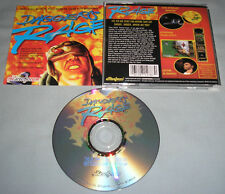 Dagger's Rage - PC Computer CD Video Game by Microforum - COMPLETE in Jewel Case