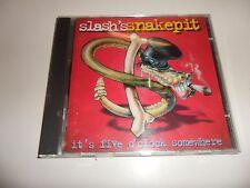 Cd  It's Five O'clock Somewhere von Slash'S Snakepit (2004)