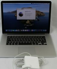 "Late 2013 MacBook Pro A1398 Retina 15.4""  i7 2.3Ghz  16GB RAM 512GB SSD Nvidia"