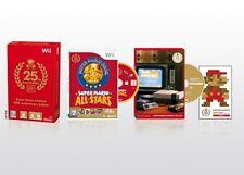 Super Mario All Stars 25th Anniversary Edition Wii Nintendo jeux 1495
