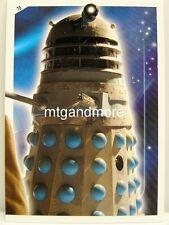 #T09 Tardis - Alien Attax Doctor Who - 50th Anni