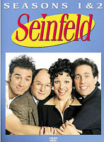 Seinfeld - Seasons One & Two, Good DVD, Estelle Harris, Heidi Swedberg, Norman B