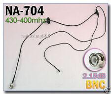 NAGOYA NA-704 BNC  430-440 MHz Antenna for ICOM YAESU UHF RADIO