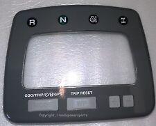 Honda TRX400 Rancher GPS Model Dash Meter Speedometer Cover 2004 2005 2006 2007