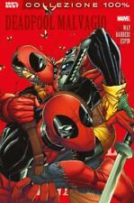 Deadpool - Deadpool Malvagio - 100% Marvel Best - Panini - ITALIANO NUOVO #NSF3