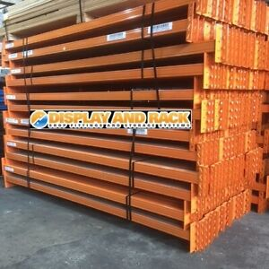 Dexion Pallet Racking Beams 2743mm x 93mm - Used