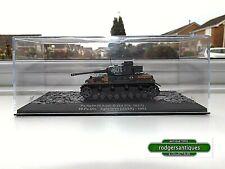 Altaya 1:72 Pz.Kpfw PANZER IV Ausf.G (Sd.Kfz.161/1) WWII German Medium Tank 1942