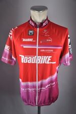 Santini Roadbike Rad Trikot Gr. XXL 57cm Bike cycling jersey Shirt G7