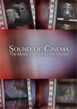 SOUND OF CINEMA: THE MUSIC THAT MADE THE MOVIES 3 HR. BBC FOUR DOCUMENTARY FILM
