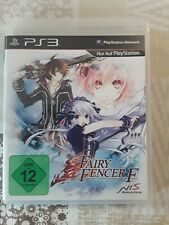 Fairy Fencer F PlayStation 3 ps3 Spiel Anime Manga JRPG Action Fantasy -Sehr Gut