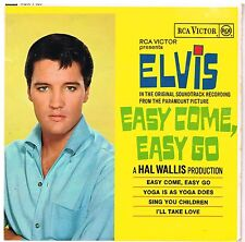 ELVIS PRESLEY Easy come easy go RCA RCX 7187
