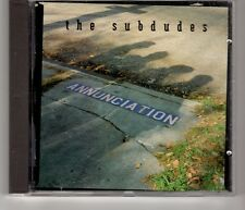 (HH683) The Subdudes, Annunciation - 1994 CD
