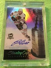 Patrick Kane The Cup Stanley Cup Signatures /50