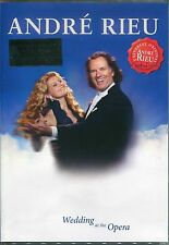 ANDRE RIEU WEDDING AT THE OPERA DVD & LIVE CD - DANCING THROUGH THE SKIES