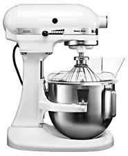 Kitchenaid Kitchen Aid Küchenmaschine 5KPM5EWH Heavy Duty Weiß 4,8 Liter NEU/OVP