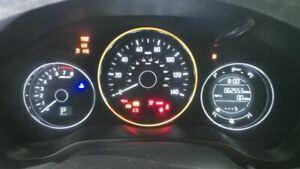 Speedometer Cluster US Market MPH With Fog Lamps CVT Fits 16-17 HR-V 2003070